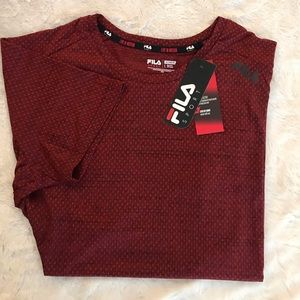 NWT - FILA Dry Fit